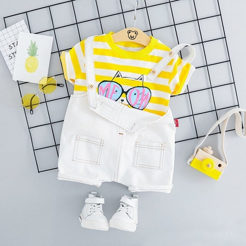 Funky Toddler Set