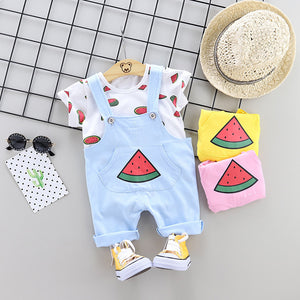 Toddler Watermellon Set