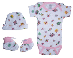 Pink Dreams Baby Gift Set