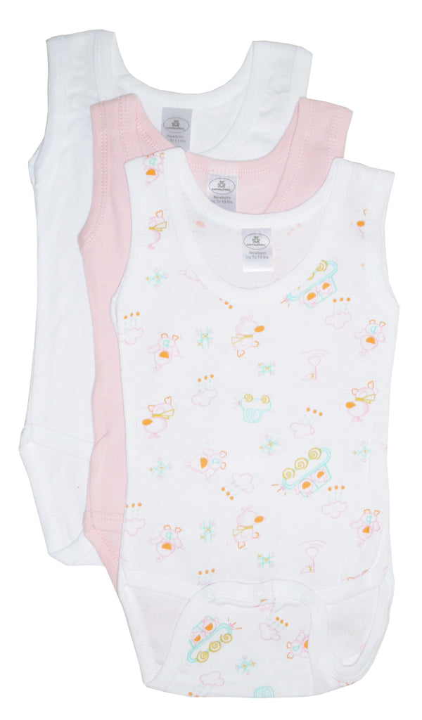 Girl's Tank Top Set