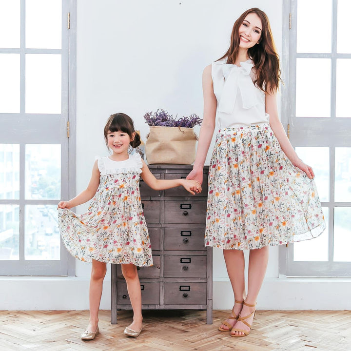 (Mommy & Me) Summertime Floral (set of 2)