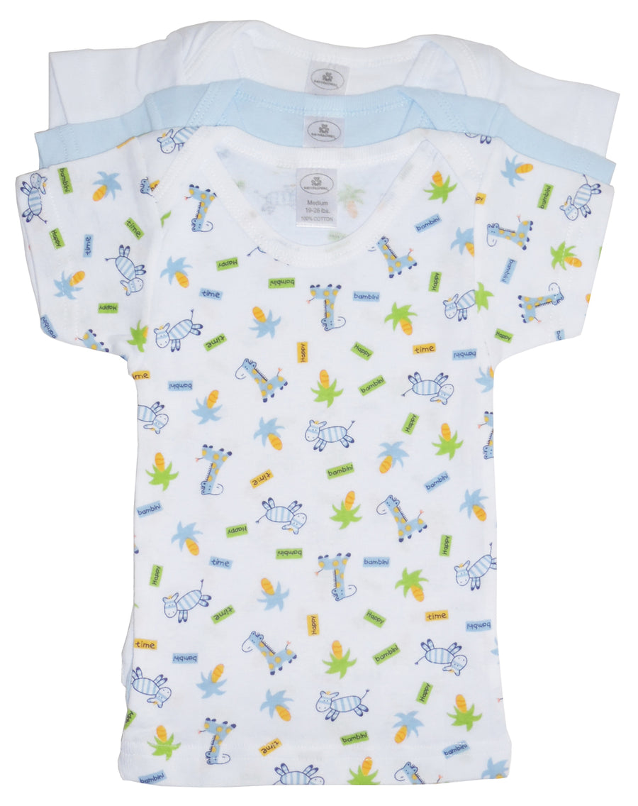 Boys Short Sleeve Variety Pack