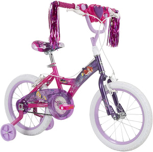 Huffy Disney Princess Kid Bike 12 in & 16 in w/ Quick Connect Assembly