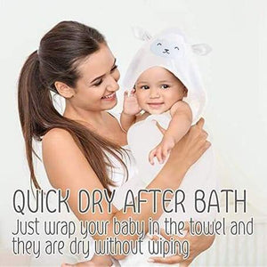 Baby Hooded Towel