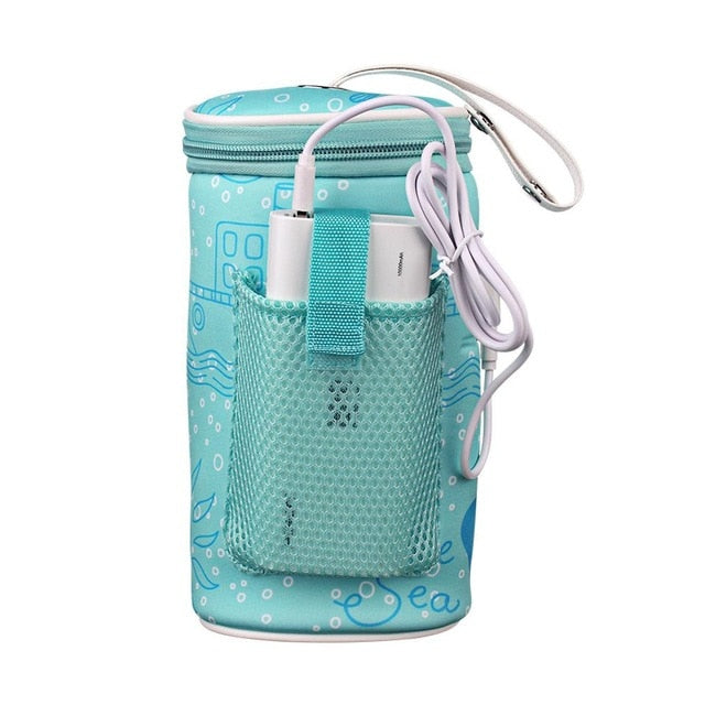 Bottle Warmer Insulated Bag