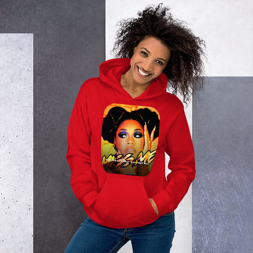 Signature Tagline Hoodie- Monique Samuels- Miss Me