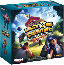 Load image into Gallery viewer, Last One Standing: The Battle Royale Board Game