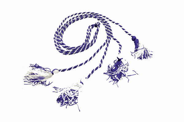Phi Delta Theta Graduation Cords Royal Blue And White