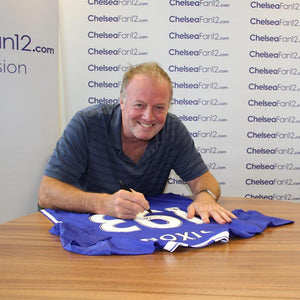Kerry Dixon Signed Shirt '193' - Number of Goals Scored
