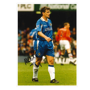 Mark Hughes Signed Photo