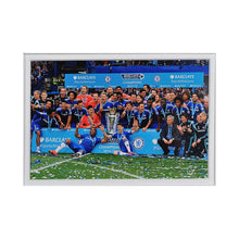 "Load image into Gallery viewer, John Terry Signed ""Terry 26"" Chelsea FC Away Shirt - 2014/2015 PRE-FRAMED"