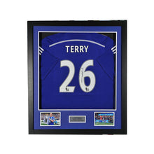 Load image into Gallery viewer, john terry signed, chelsea fc shirt
