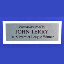 Load image into Gallery viewer, John Terry Signed New Orange Nike Football Boot 2014/2015 Framed