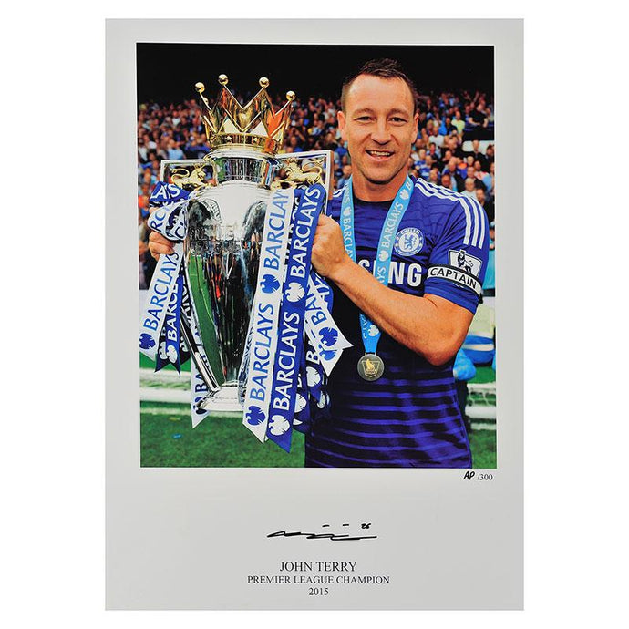 cfc gifts , chelsea photo, signed montage
