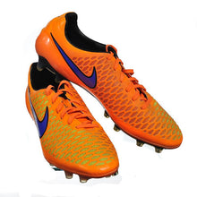 Load image into Gallery viewer, John Terry Signed Match Worn Orange Football Boots 2014/2015