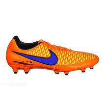 Load image into Gallery viewer, John Terry Signed New Orange Nike Football Boot - 2014/2015