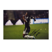 Load image into Gallery viewer, Willian Signed Photo - Goal Celebration - Small