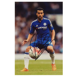 Pedro Signed Photo - Small Portrait