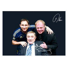 Load image into Gallery viewer, Bobby Tambling and Kerry Dixon Signed Photo - 'Top Goal Scorers' (A3)