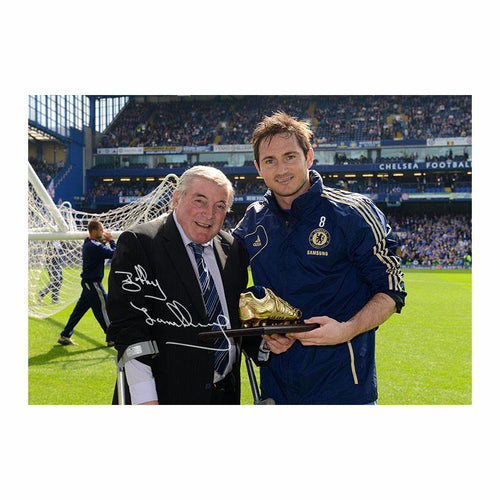 Bobby Tambling Signed Photo