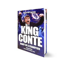 Load image into Gallery viewer, King Conte Book Signed by Harry Harris and Ron 'Chopper' Harris - Exclusive