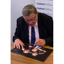 Load image into Gallery viewer, Bobby Tambling signing 'Top Goal Scorers' (A3) Signed Photo