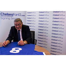 Load image into Gallery viewer, Bobby Tambling Signed Chelsea Retro Shirt