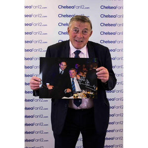 Bobby Tambling Signed Photo - The '200' Club (A3)
