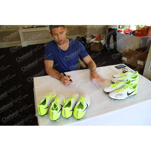 Gary Cahill Signed Nike Magista Ola II Football Boot