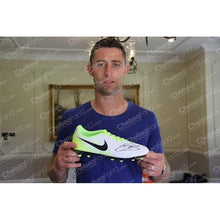 Load image into Gallery viewer, Gary Cahill Signed Nike Magista Ola II Football Boot