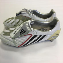 Load image into Gallery viewer, Petr Cech Match Worn Boots Champions League Final vs Man Utd 2008
