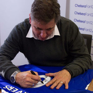 Gary Chivers Signed Shirt