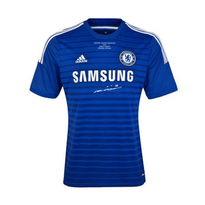 John Terry Signed Chelsea FC Shirt - 2014/2015