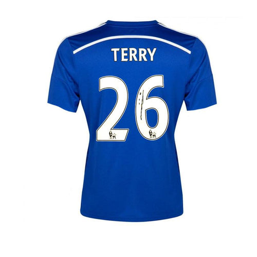 John Terry Signed Shirt