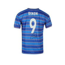Load image into Gallery viewer, Kerry Dixon Signed Shirt 'Dixon 9' - 1984/1985