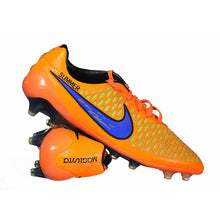 Load image into Gallery viewer, John Terry Signed Match Worn Boots - Orange, signed chelsea football boots