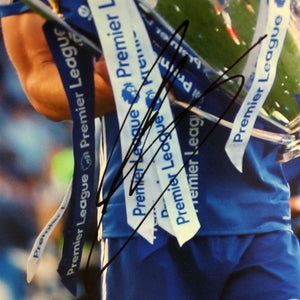 Gary Cahill Signed 'Premier League Champion' Photo