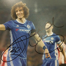 Load image into Gallery viewer, David Luiz signed Photo - Small