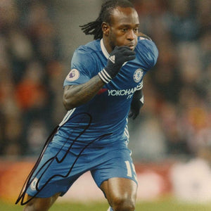 Victor Moses Signed Photo - Small