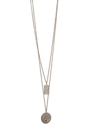 Buddy Love-Beverly Necklace-Gold
