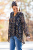 SALE- I'm A Riser Top-Black
