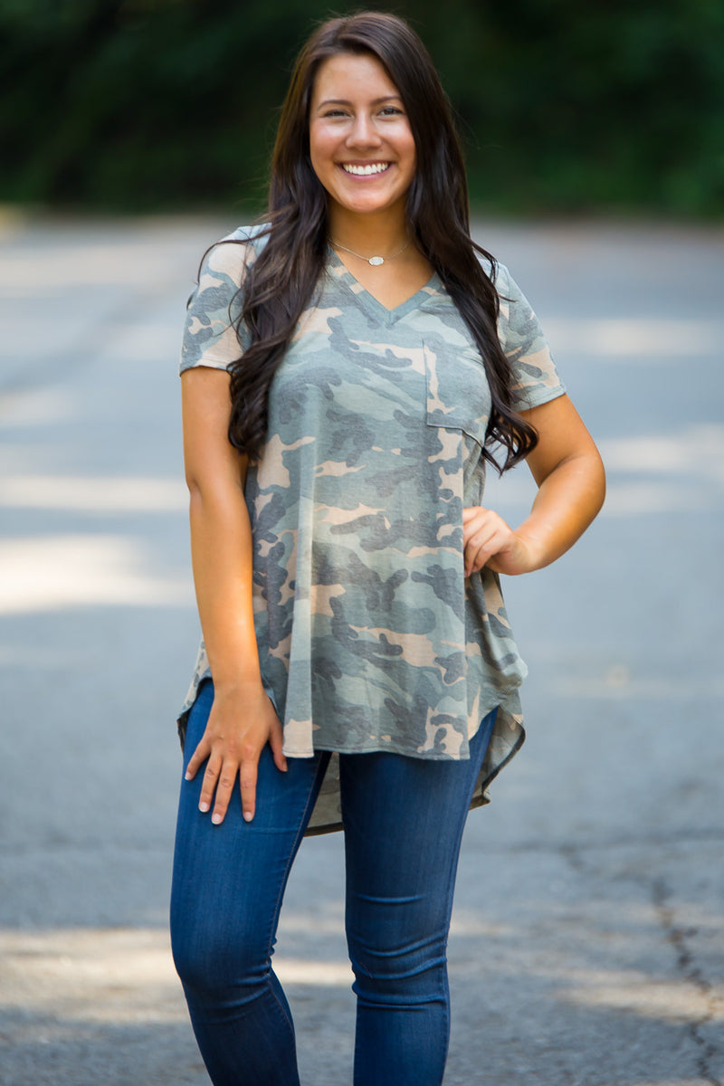 In The Army Tee-Green