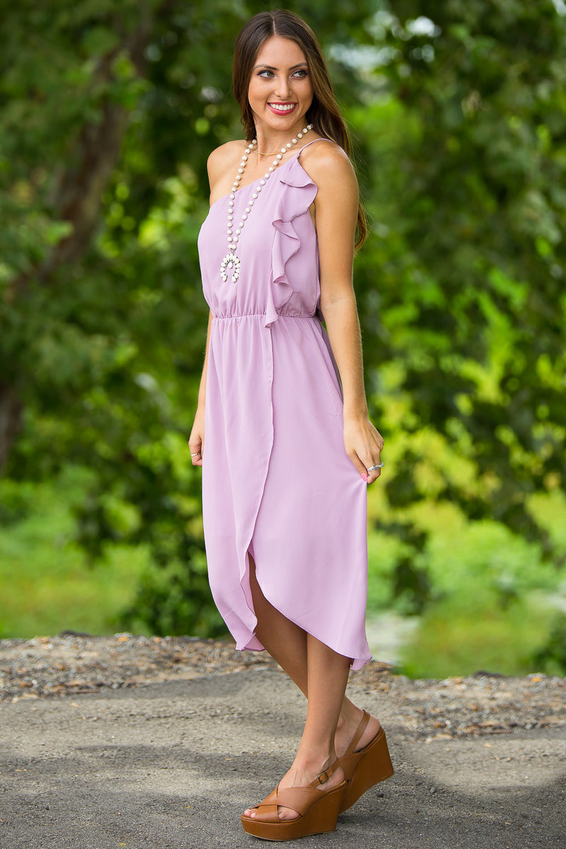 Everly-Road To Romance Dress-Mauve