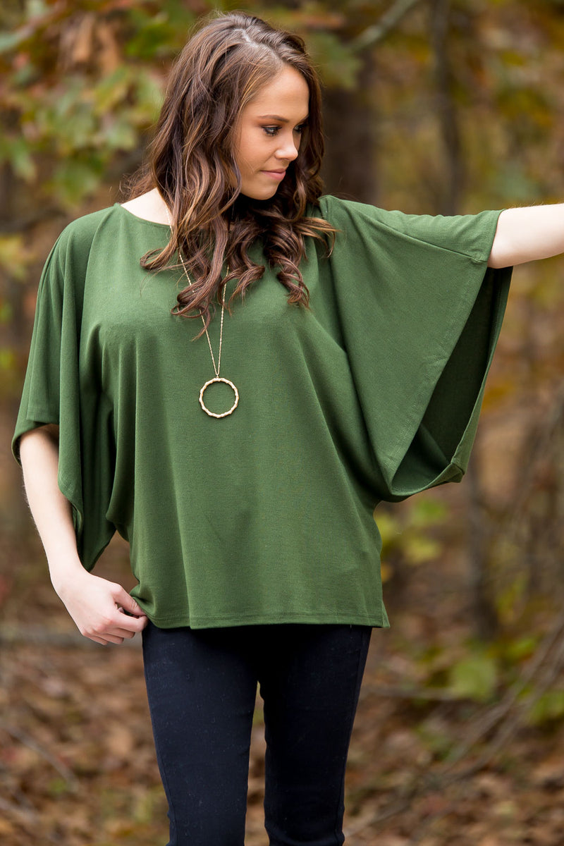 The Softest Tee Ever - Olive