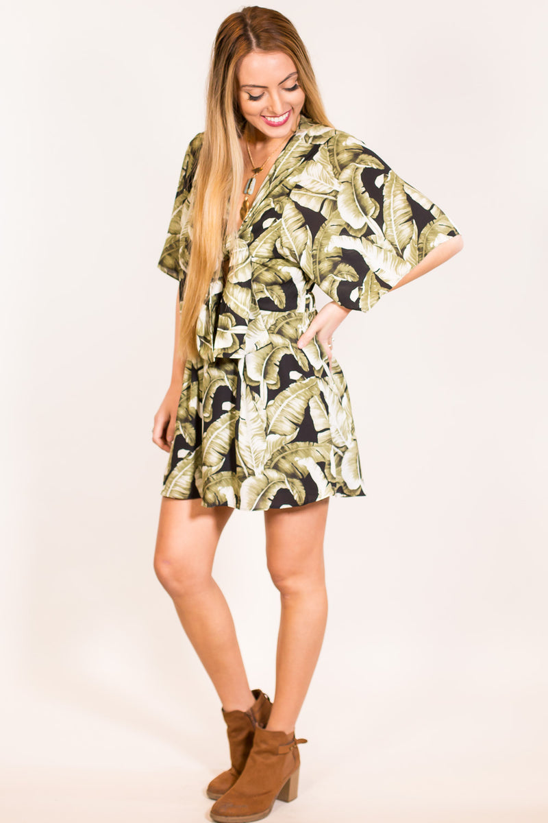 SALE - Buddy Love-Connie Dress-Plantana