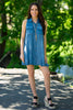 Denim Dreams Dress-Light Denim