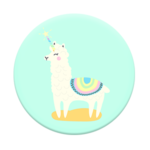 SALE-Pop Socket-Llamacorn