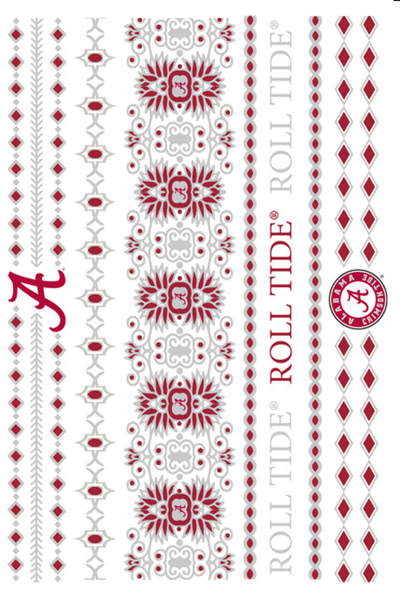 SALE-LuLu Dk-University Of Alabama Jewelry Tattoos