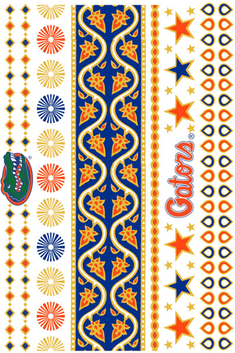SALE-LuLu Dk-University Of Florida Jewelry Tattoos