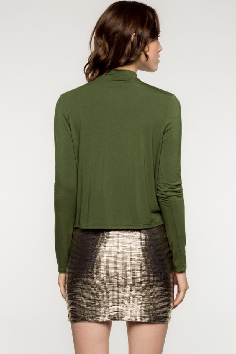 Do You Think Of Me Top-Olive
